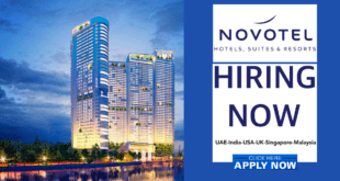 novotel hotels job vacancies