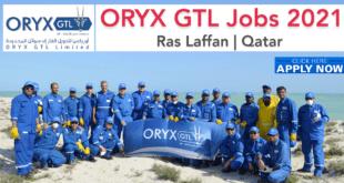 oryx gtl careers