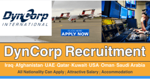 DynCorp Jobs