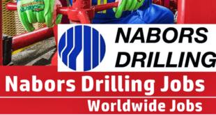 NABORS drilling jobs