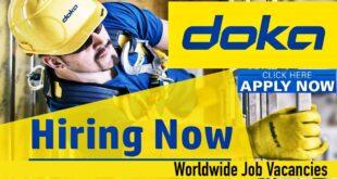 doka jobs