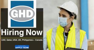ghd jobs