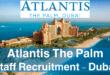 Atlantis Dubai Careers