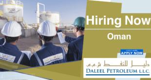 Daleel Petroleum Jobs