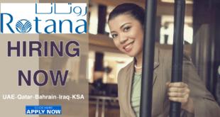 Rotana Hotels Jobs