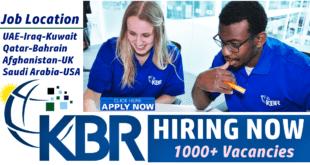 kbr job openings