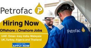 petrofac job vacancies