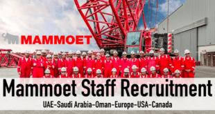 Mammoet careers