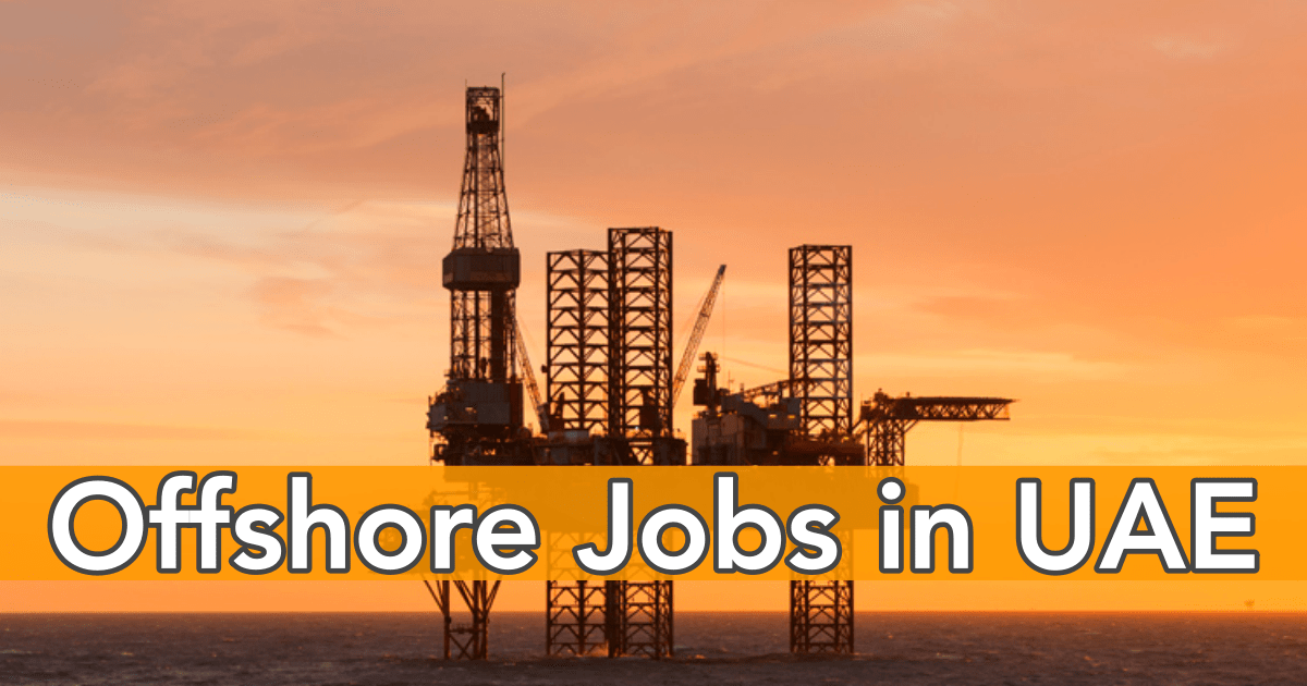 offshore jobs in uae