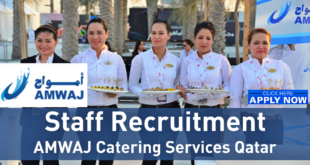 AMWAJ Catering Services Careers