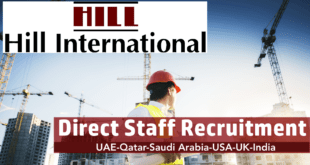 hill international careers