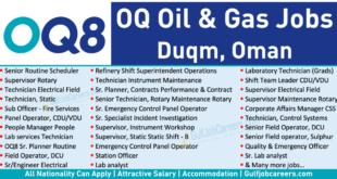 oq8 jobs