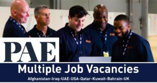 pae jobs