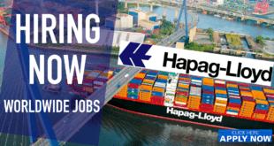 Hapag-Lloyd Jobs