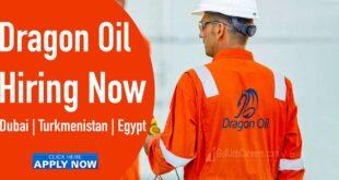 dragon oil jobs