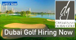 dubai golf careers