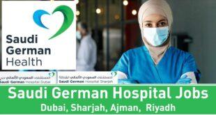 saudi german hospital dubai careers