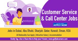 Call center jobs in dubai