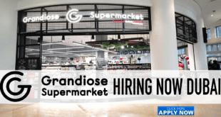grandiose supermarket jobs