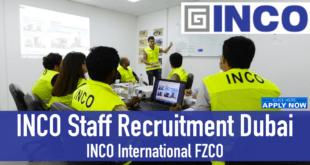 inco group jobs